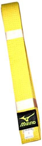 Mizuno Belt, Yellow, Size 00