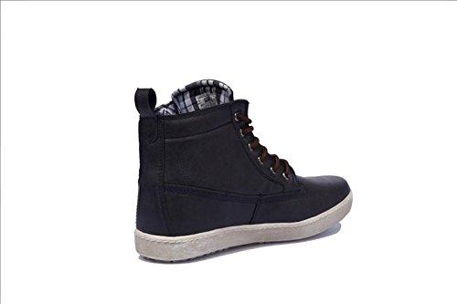 Cultz - Schnürstiefelette Herrenboots Stiefel High-top Sneaker Blau