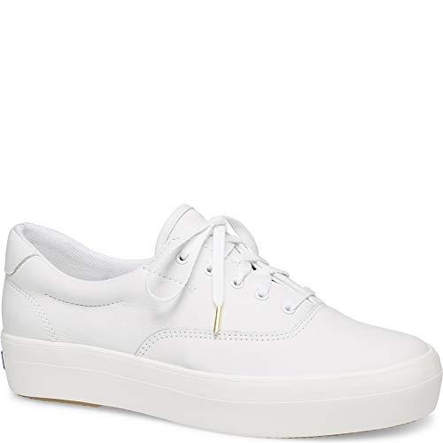 - Keds Women's Rise Leather White 6.5 B US