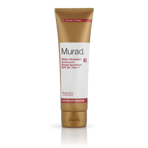 Sun Care Proof Age (Murad Age Proof Suncare, Water Resistant Sunscreen Broad Spectrum SPF 30, 4.3 fl oz (125 ml))
