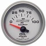 Auto Meter 4927 2-1/16IN U/L II OIL