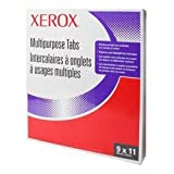 Xerox Straight Collated Copier Tab