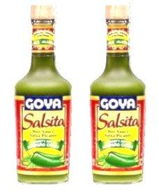 GOYA [Pack Of 2] Salsita - Hot Sauce, Salsa Picante | Penty Hot