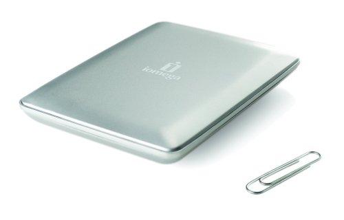 Iomega eGo Helium 500 GB USB 2.0 Portable External Hard Drive 34491