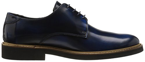 Bugatchi Mens Sorento Derby Oxford Royal