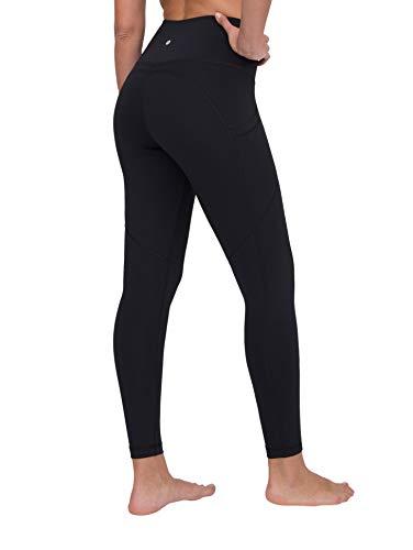 fe70a00106c837 ... 90 Degree By Reflex High Waist Interlink Yoga Pants - Black 2019 -  Medium ...