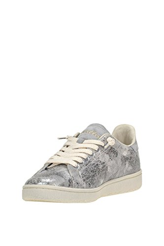 Leather Lotto Silver MCGLCAK04062I Women's Sneakers BHUxqtzw