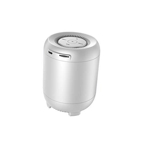 HEALLILY Draagbare draadloze luidspreker AI Intelligente Voice Control Speaker voor reizen thuis en buiten