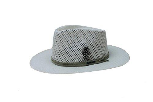 [LAGOMARSINO EQUESTRIAN 100% RAFFIA COTTON (VENTILATED) HAT] (Equestrian Costume Hat)