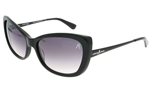 GUESS by MARCIANO GM 684 BLK-35 Ladies Designer Sunglasses + Case, Cloth + - Guess Uk Glasses