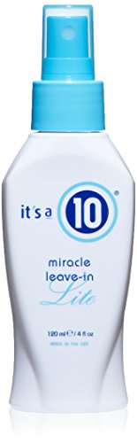 Light Detangler (Its A 10 Miracle Leave In Lite, 4)