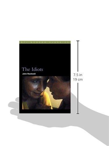 The Idiots (BFI Film Classics)