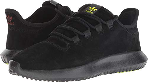 Sports Shadow (adidas Originals Women's Tubular Shadow W Black/Semi Solar Yellow/Scarlet 10 B US)