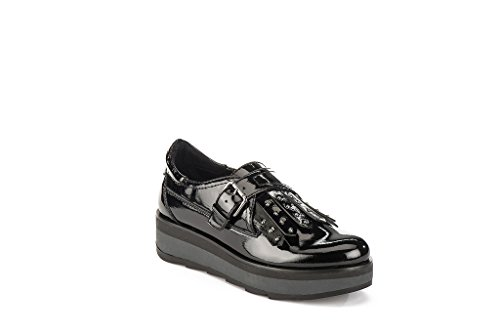 Lumberjack SW36704-002 Lace Up Shoes Mujer Negro