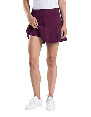 (Etonic Women's Stretch Woven Performance Tennis Skort Skirts Women (Small,)