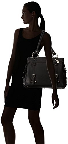 Claire Chase Catalina Ladies Leather Handbag Computer Tote Bag for Women