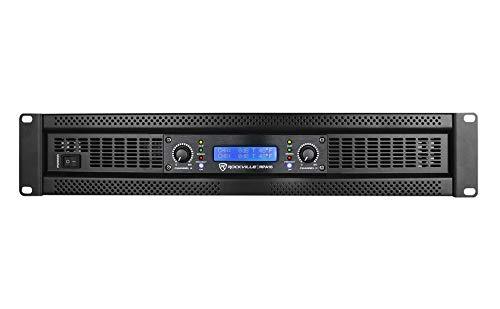 Rockville RPA14 7000 Watt Peak / 2000w RMS 2 Channel Power Amplifier Pro/DJ Amp