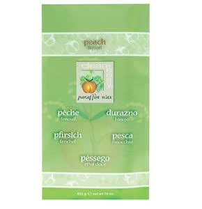 Clean + Easy Peach & Fennel Paraffin- 1 lb