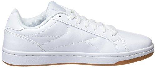 white Reebok Gum Zapatillas Cln Blanco Hombre Royal Para White De Complete Tenis A4qzA