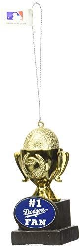Los Angeles Dodgers Team Trophy Ornament