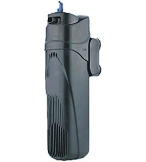 Dense pecera esterilización filtro del acuario JUP-02 filtros incorporados lámpara germicida UV