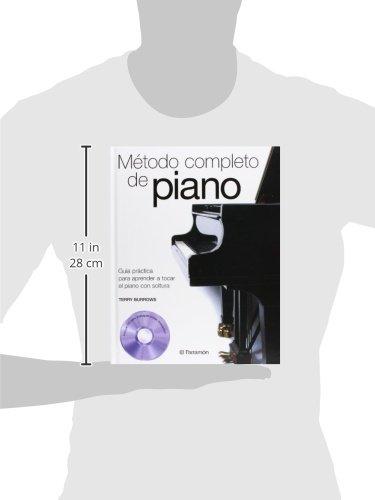 METODO COMPLETO DE PIANO (Spanish Edition): Terry Burrows: 9788434226388: Amazon.com: Books