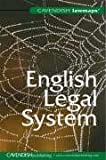 Law Map in English Legal System, Cavendish Publishing Staff, 1859419704