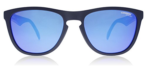 Carrera 5042/S RCT Matte Blue 5042/S Wayfarer Sunglasses Lens Category 3 Lens - M&s Sunglasses