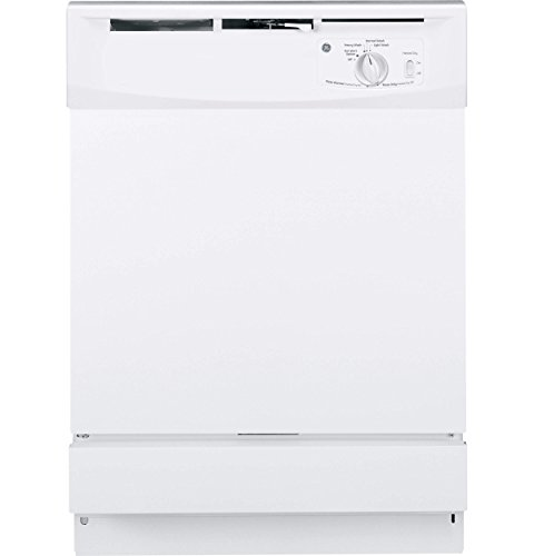 GE GSD2100VWW 24 Inch Dishwasher Options product image