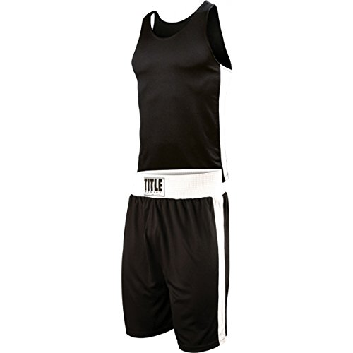 TITLE Aerovent Elite Amateur Boxing Set (Original)