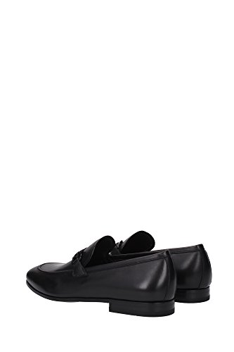 Salvatore Ferragamo Loafers Men - (FUNES0662136) UK Black