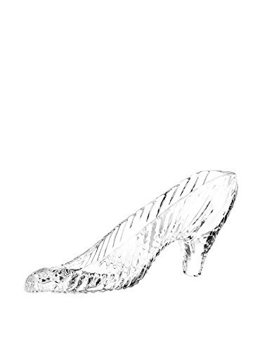 Godinger 1349 6.75 Crystal Slipper -
