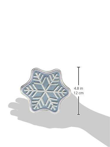 Large Product Image of Amazon.com Gift Card in a Snowflake Tin (Happy Holidays Card Design)