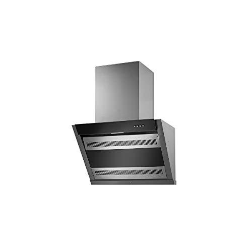 KAFF Filter-less Kitchen Chimney 60 CM 1150 M3/H (FORMA DX 60,Life Time Warranty*)