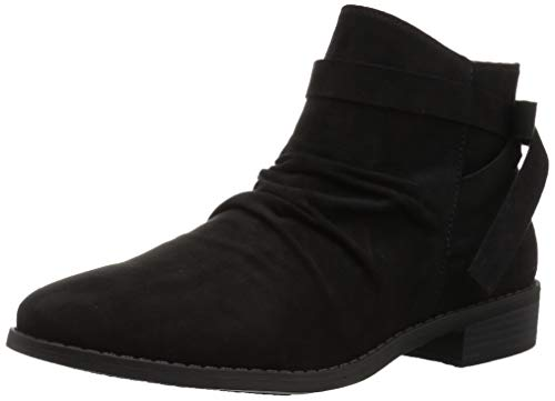 Rampage Women's Rielle Ankle Boot, Micro Black Outsole, 9 M