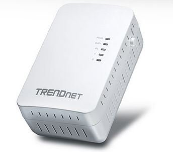 (TRENDnet Powerline 500 AV Access Point WiFi Everywhere Wireless N300 Access Point, 500 AV Powerline and Wireless N 300, TPL-410AP)