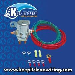 Keep It Clean 10597 Starter Solenoid Relocation Kit
