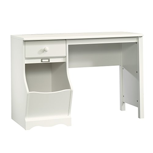 Sauder Pogo Desk for Children, Soft White Finish by Sauder