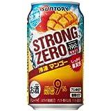 サントリー -196℃ ストロングゼロ〈冷凍マンゴー〉350ml 1ケース24本入り