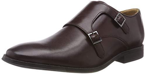 Marrone Stivali Burgundy Uomo Chelsea Gilman Step Clarks Leather CXwq8Rn