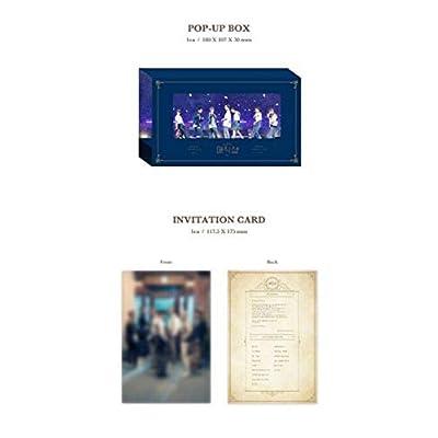 Bighit Ent BTS Bangtan Boys - BTS 5th Muster Magic Shop DVD+Extra Photocards Set: Home & Kitchen