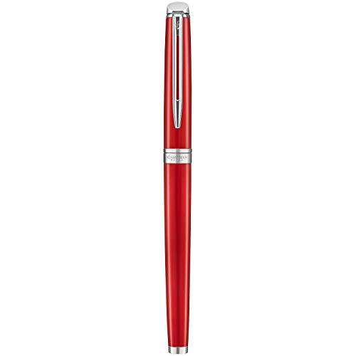 Waterman Hemisphere Rollerball Pen Fine Point with Black Ink Cartridge (2043213) by Waterman (Image #3)