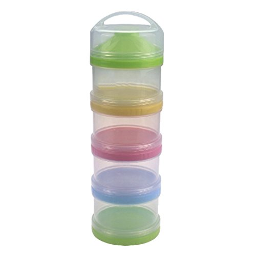 Born Beauty Baby Formula Dispenser Stackable Milk Protein Powder