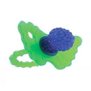 RaZbaby RaZberry Silicone Baby Teether Toy – Berrybumps...