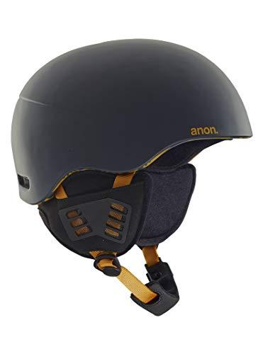 Anon Men's Helo 2.0 Helmet, Dark Gray, Large
