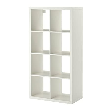 Ikea Kallax Regal In Weiss 77x147cm Kompatibel Mit Expedit