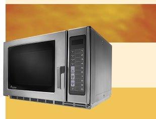Amana Compact Microwave Oven – 1200 Watt