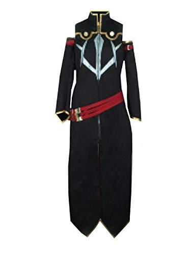LVCOS Code Geass C.C Halloween Cosplay Costume Halloween (XS)