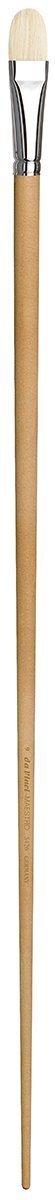 da Vinci Mural Series 5426 Maestro 2 Paint Brush, Short Filbert Hog Bristle with 24-Inch Handle, Size 8 by da Vinci Brushes