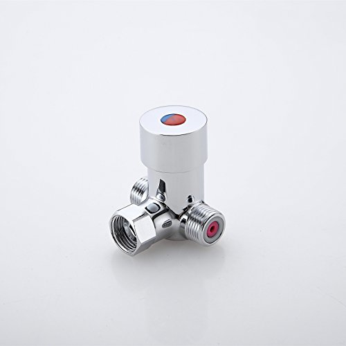 Freuer Faucets Temperature Mixing Valve For Touchless: Greenspring Automatic Sensor Faucet Hot & Cold Water